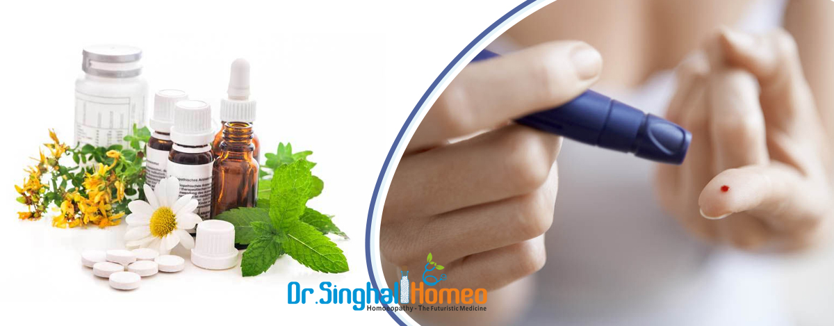 Role of Homeopathy in treating Diabetes - Homeodoctor