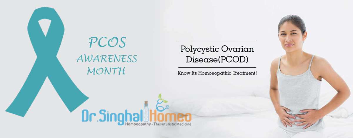 PCOA Awareness Month