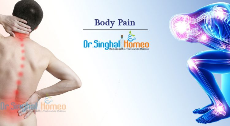best Homeopathy Treatment for Body Pain