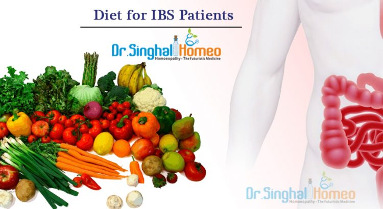 Diet & Nutrition for Irritable Bowel Syndrome(IBS)