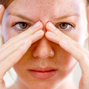 Homeopathic Treatment for Sinusitis