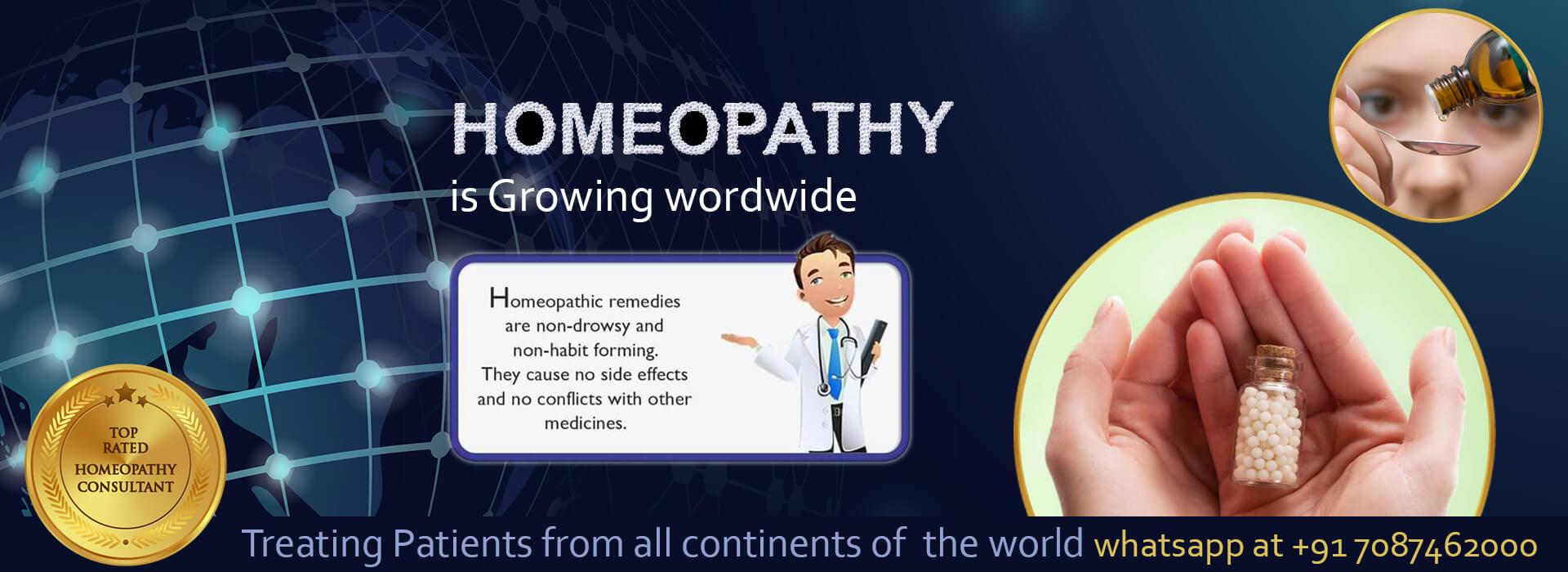 Best Homeopathic Doctor & Treatment in Chandigarh | Dr