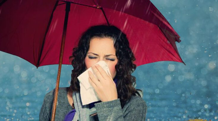Monsoon Diseases, Their Homeopathic Treatment & Prevention