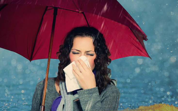 Most Common Monsoon Diseases and Their Homeopathic Treatment & Prevention