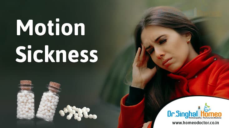 Homeopathy Medicine for Sea & Motion Sickness